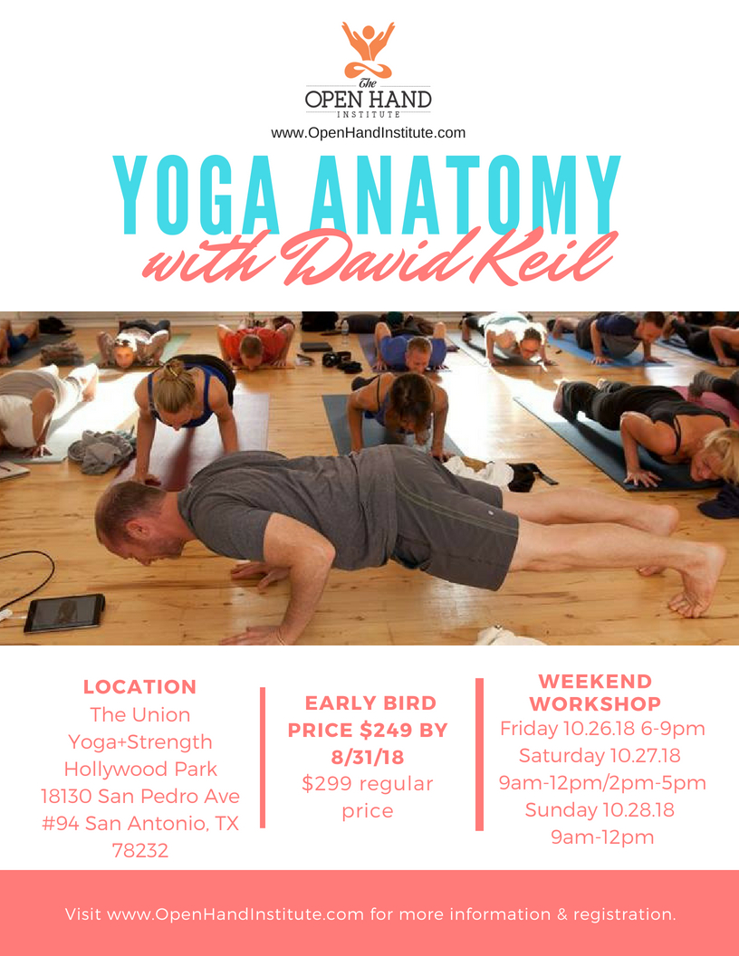 EVENTS / WORKSHOPS | Nydia\'s Yoga Therapy